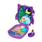 Mattel Polly Pocket GKJ47 set di action figure giocattolo