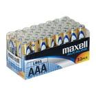 Maxell 790260 Batteria monouso Alcalino