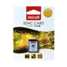 Maxell 8GB SDHC Classe 10