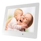 "MEDIACOM M-PFS8W cornice per foto digitali 20,3 cm (8"") Bianco"