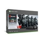 Microsoft Bundle Xbox One X Gears 5 Nero 1TB Wi-Fi