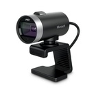 Microsoft LifeCam Cinema webcam 1 MP 1280 x 720 Pixel USB 2.0 Nero con MICROFONO incorportato