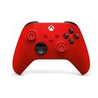 Microsoft Pulse Red Rosso Bluetooth/USB Gamepad Analogico/Digitale Xbox, Xbox One, Xbox Series S, Xbox Series X