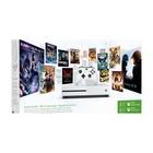 Microsoft Xbox One S Starter Bundle Bianco 1024 GB Wi-Fi