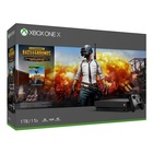 Microsoft Xbox One X + Playerunknown's Battlegrounds Nero 1000 GB Wi-Fi