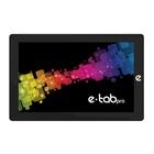 "Microtech E-tab Pro 10.1"" Celeron 128 GB 4G Nero"