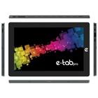 "Microtech E-tab Pro 10.1"" Celeron 128 GB Wi-Fi 5 4G Nero"