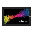 """Microtech e-tab Pro LTE 10.1"""" 64 GB WI-FI + SIM Nero"""