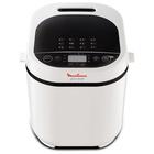 Moulinex OW210130 macchina per il pane Acciaio inossidabile, Bianco 720 W
