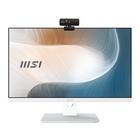 """MSI AM241P 11M-083EU i7-1165G7 23.8"""" FullHD Bianco"""