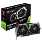 MSI GeForce GTX 1660 Gaming X 6G GDDR5 6GB