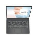 """MSI Modern 15 A11M-207IT i5-1135G7 15.6"""" FullHD Grigio"""