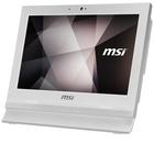 """MSI Pro 16T 7M-054XEU 3865U 15.6"""" HD+ Touch Bianco Freedos"""