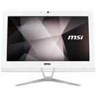 "MSI Pro 20EXTS 8GL-052XEU N5000 19.5"" HD+ Touch Pentium Silver Bianco"