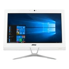 "MSI Pro 20EXTS 8GL-053XEU 19.5"" HD+ Touch Celeron N4000 Bianco"