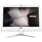 "MSI Pro 20EXTS 8GL-061XEU Celeron N4000 19.5"" HD+ Touch Bianco"