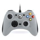 Nacon Controller Gaming GC-100 USB Cablato Gamepad Nero,Grigio