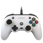Nacon Pro Compact Controller USB Gamepad per Xbox Bianco
