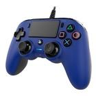 Nacon PS4OFCPADBLUE periferica di gioco Gamepad PlayStation 4 Blu