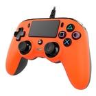 Nacon PS4OFCPADORANGE Gamepad PlayStation 4 Arancione