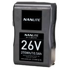 Nanlite Batteria V-Lock 26V 270wh
