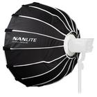 Nanlite Softbox a parabola per FORZA 60