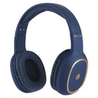 NGS Artica Pride Cuffie Stereofonico Bluetooth Blu