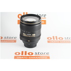 Nikon AF-S 24-120mm f/4.0 G ED VR Usato con paraluce