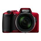 Nikon CoolPix B600 Rossa