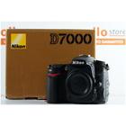 Nikon D7000 Body Batteria Li-ion EN-EL15 Usata Scatti 64000 Circa