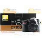 Nikon D7100 Body Usato Scatti 23500 circa