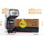 Nikon SB-900 USato + Custodia + diffusore