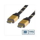 Nilox RO11.04.5501 cavo HDMI 1 m HDMI tipo A (Standard) Nero