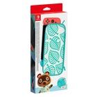 Nintendo 10003984 Custodia a tasca Verde, Bianco