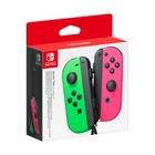Nintendo Joy-Con Gamepad Nintendo Switch nero VERDE NEON / ROSA NEON
