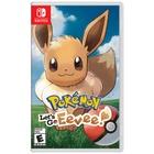 Nintendo Pokémon: Let's Go, Eevee! - Nintendo Switch