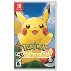 Nintendo Pokémon: Let's Go, Pikachu! - Nintendo Switch