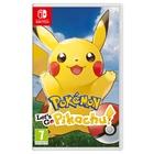 Nintendo Pokemon Lets Go Pikachu con Poke Ball Plus - Nintendo Switch