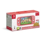 Nintendo Switch lite Console Corallo + Animal C.N.H. + NSO 3 mesi (LIMITED)