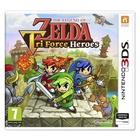 Nintendo The Legend of Zelda: Tri Force Heroes - Nintendo 3DS