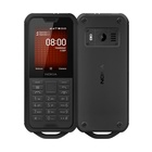 "Nokia 800 Tough 2.4"" 4 GB Doppia Sim Nero"