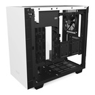 NZXT H400 Mini-Tower Micro-ATX Nero, Bianco