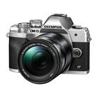 Olympus OM-D E‑M10 Mark IV + 14-150mm F4.0-5.6 II Argento