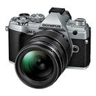 Olympus OM-D E-M5 Mark III Silver + 12-40mm f/2.8 ED Pro