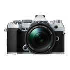 Olympus OM-D E-M5 Mark III Silver + 14-150mm f/4.0-5.6 ED II