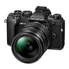 Olympus OM-D E-M5 Mark III Nera + 12-40mm f/2.8 ED Pro