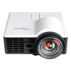 Optoma ML1050ST+ 1000 Lumen DLP WXGA (1280x800) 3D Nero, Bianco