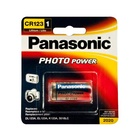 Panasonic 1 photo cr 123 a