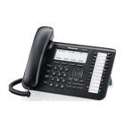 Panasonic KX-NT546 Telefono IP LCD 6 linee Nero