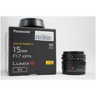 Panasonic Leica DG Summilux 15mm f/1.7 Usato